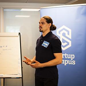 I. Startup Campus Workshop