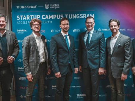 120 hardver ötlet érkezett a Tungsram és a Startup Campus programjára