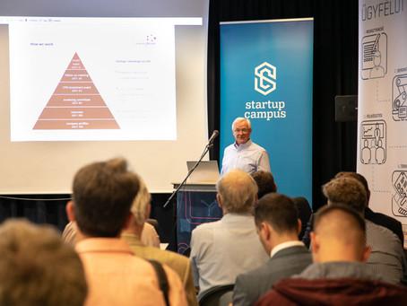 Ipar 4.0 innovációkat támogat a Startup Campus berlini programja