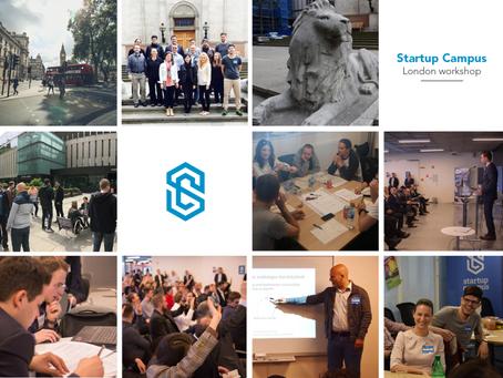 Újra indul a Startup Campus London vállalkozásösztönző program
