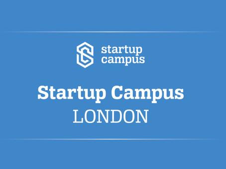 Startup Campus London – ötödik szemeszter