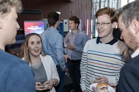 Networking - Demo Day 2019