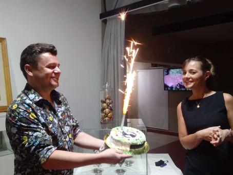 Siguen los festejos por los 10 años de la Organización Mundial de Periodismo Turístico