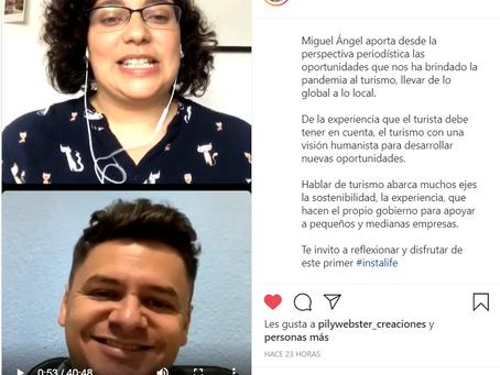 """Entrevista a Miguel Ledhesma """"Visión del Turismo tras COVID"""""""