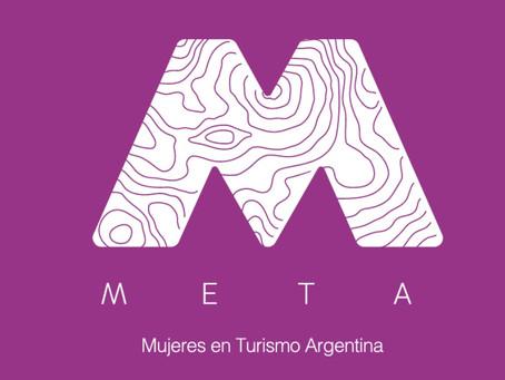 Mujeres en Turismo Argentina presenta su nueva identidad