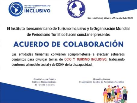 OMPT colabora con el Instituto Iberoamericano de Turismo Inclusivo