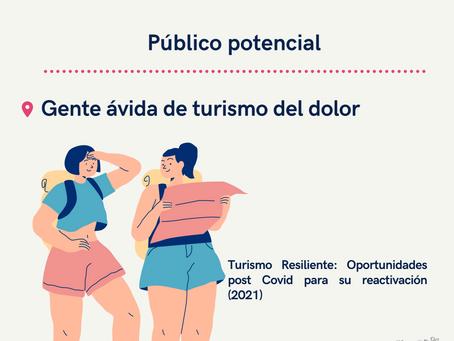 Público potencial para la reactivación turística