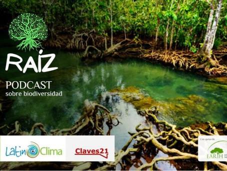 Convocatoria a propuestas para podcast sobre biodiversidad
