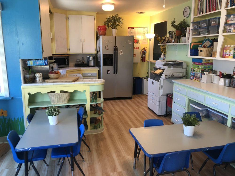 Kitchen & Art Room