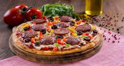 Feast - Sucuklu Pizza
