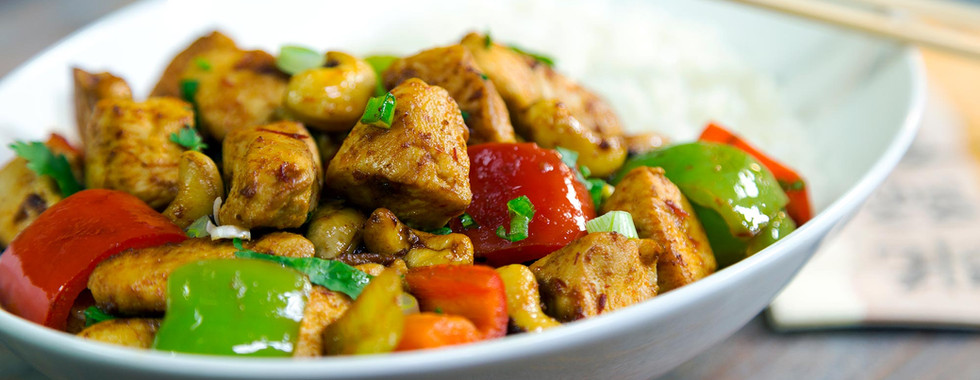 Chicken Chinese Style