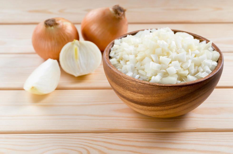 White Onions