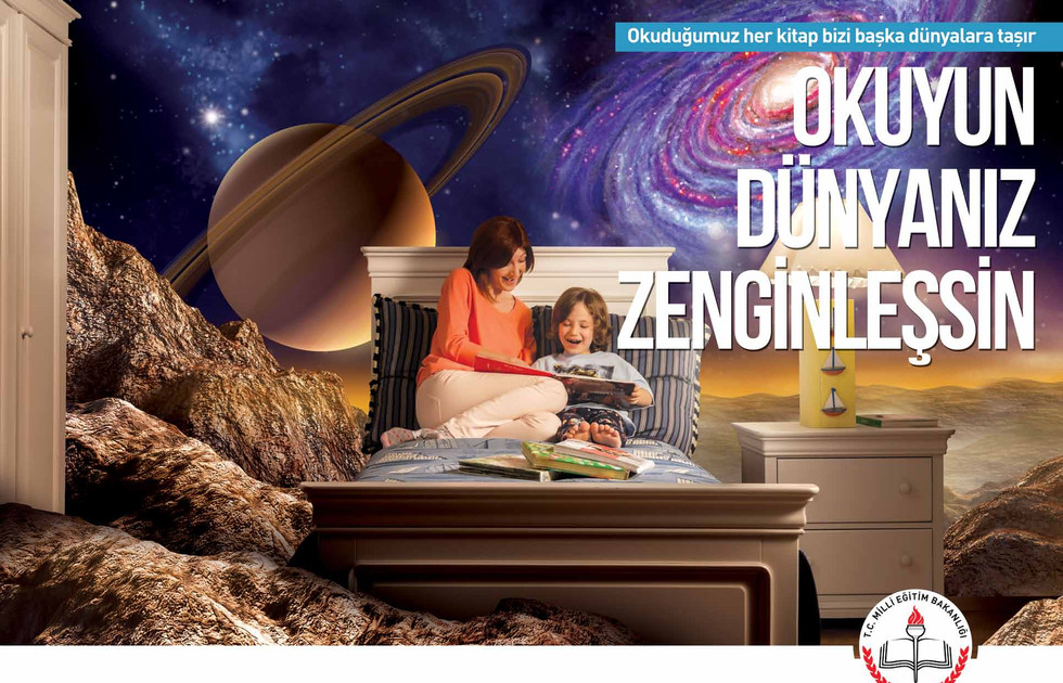 MEB Reading Campaign