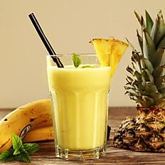Pineapple Banana Smoothie 16oz