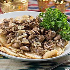 Potato with Mushrooms