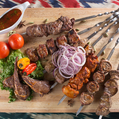 Shish Kebab Mix