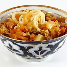 Uyghur Lagman Soup