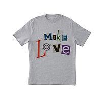 Fare l'amore T-shirt stampata