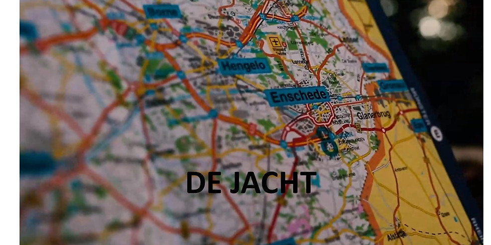 Startzondag 27 september | DE JACHT