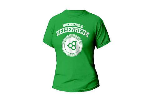 Damen T-Shirts Campuswear  BIO