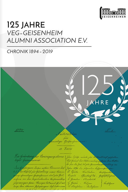 Chronik zu 125 Jahre VEG-Geisenheim Alumni Association e.V.