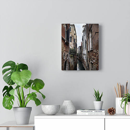 Venice I Gallery Wrapped Canvas