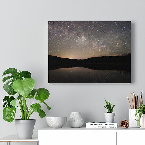Starry Night Gallery Wrap Canvas