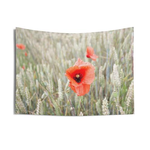 Poppy II Tapestry