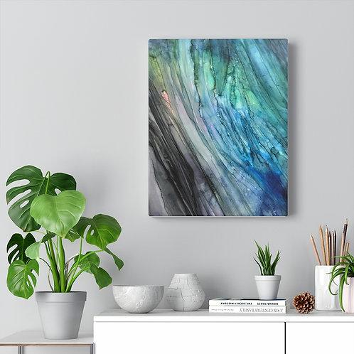 """Tides"" Gallery Wrap Canvas"