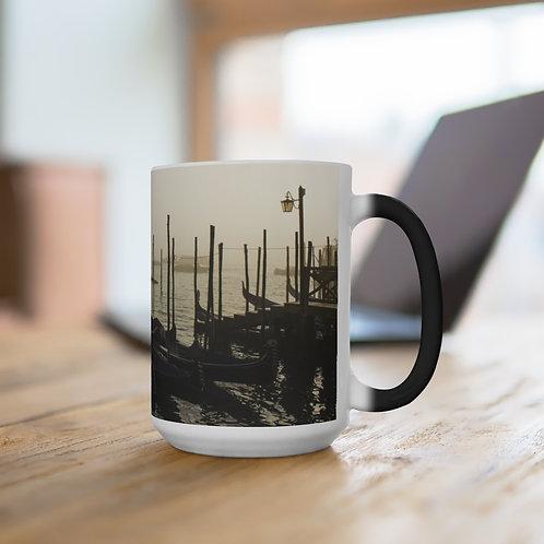 Floating City Magic Mug