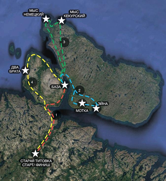 тур на квадроциклах КвадроАрктика