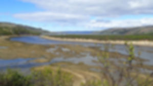 туры на квадроциклах Рыбачий, устье реки Титовка