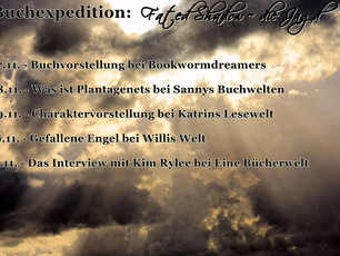 """""""Fated Shadow - Die Jagd"""" - Buchexpedition"""
