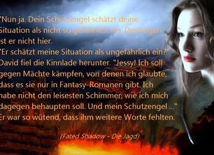 Fated Shadow - Trilogie - Schnipseltag 7