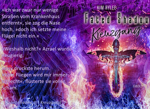 Fated Shadow - Trilogie - Schnipseltag 20