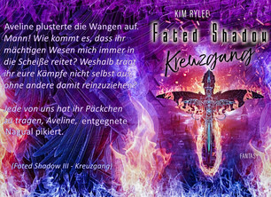Fated Shadow - Trilogie - Schnipseltag 21