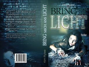 """Taschenbuch """"Bring mich ans Licht"""""""