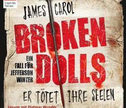 Broken Dolls von James Carol