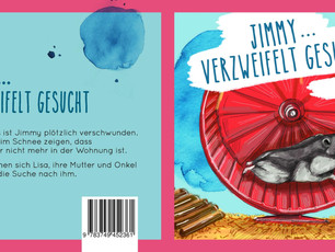 Jimmy ... verzweifelt gesucht - Lesung mit Kim Rylee