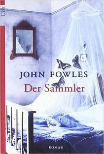 Bild Buchcover Der Sammler von John Fowles