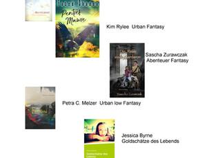 5 Autoren geben eine Lesung