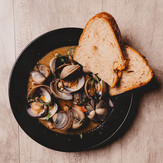 Steamed-Clams-California-Native-Restaura