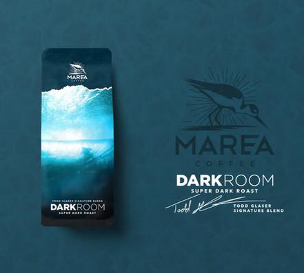 Marea Coffee Darkroom-Todd Glaser Signature Blend-Wee Design Creative Agency