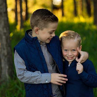 Hart-Young Siblings