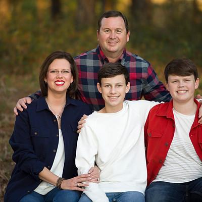 Malmgren Family 2018