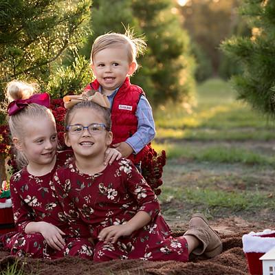 Bullock Family Christmas 2019