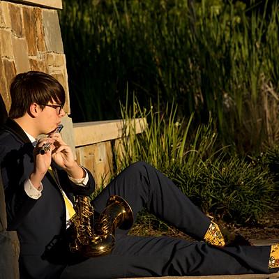 Liam McMahan Saxophone