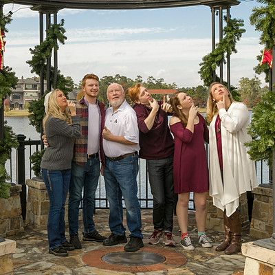 Neumann Family 2018