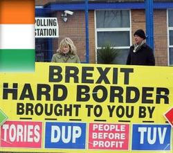 Northern Ireland's Brexit warning