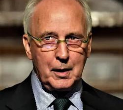 Keating on China